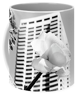 The Rose And The City Coffee Mug