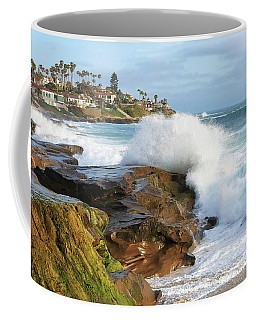 The Sea Was Angry That Day My Friends Coffee Mug