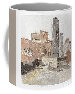 The Second Ring Road Coffee Mug