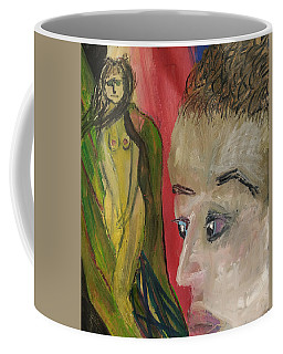 The Sexy Man With The Watery Blue Eyes Coffee Mug
