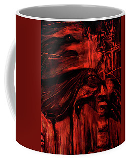 The Shap Shifters Call Coffee Mug