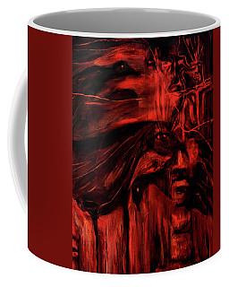 The Shap Shifters Call Coffee Mug