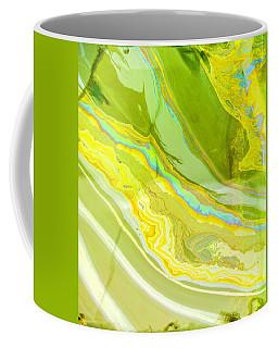 The Sheen From The Arizona Coffee Mug