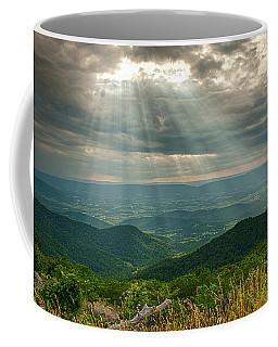 The Shining Valley Coffee Mug