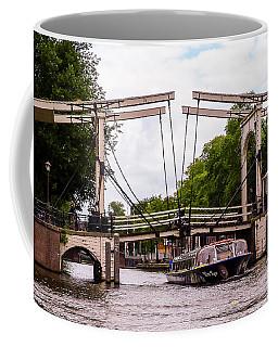 The Skinny Bridge Amsterdam Coffee Mug