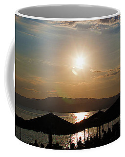 the Sky above Us Coffee Mug