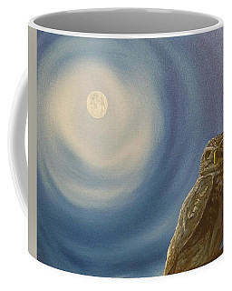 The Sky Is Thick Coffee Mug