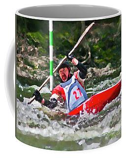 The Slalom Coffee Mug