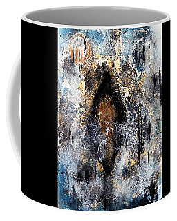 Coffee Mug featuring the painting The Sojourner  by 'REA' Gallery
