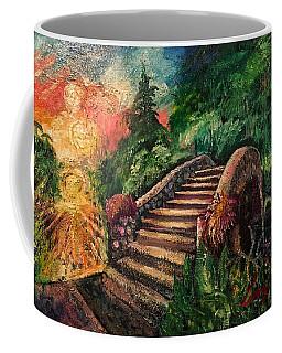 The Spirit Bridge At City Park  Coffee Mug