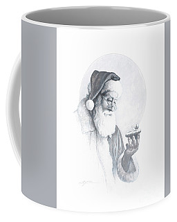 The Spirit Of Christmas Vignette Coffee Mug