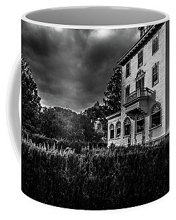 Coffee Mug featuring the photograph The Stanley Hotel by James L Bartlett