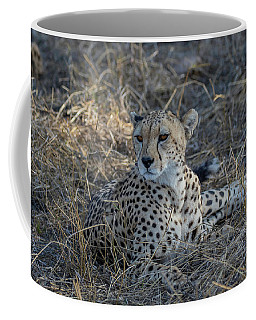 Cheetah In Repose Coffee Mug