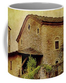 The Stone Church Coffee Mug