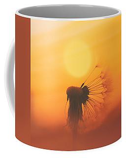 Coffee Mug featuring the photograph The Sun by Jaroslav Buna