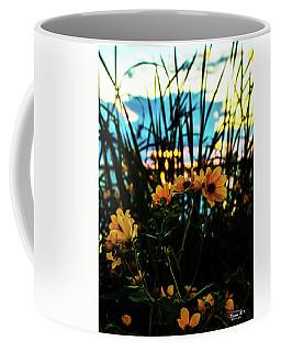 The Sunflower's Sunset Coffee Mug