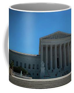 The Supreme Court Coffee Mug