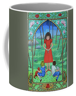 The Teacher Coffee Mug