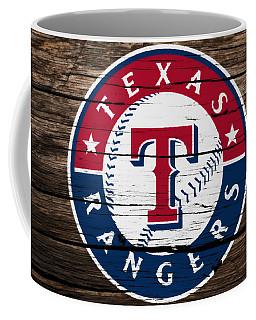 The Texas Rangers 3a Coffee Mug