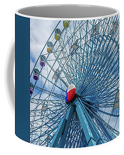 The Texas Star, State Fair Of Texas Coffee Mug