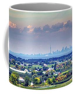 The Toronto Skyline Coffee Mug