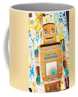 The Transistor Bot Coffee Mug
