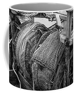 The Trawl Winch Coffee Mug