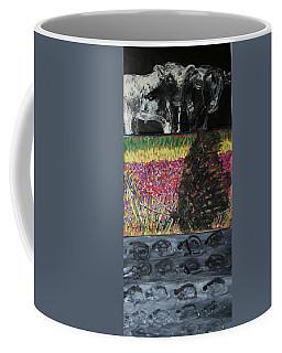 The Trickle Down Effect Coffee Mug