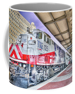 The Trinity Railway Express Tre Coffee Mug