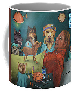 The Vet's Worst Nightmare Coffee Mug
