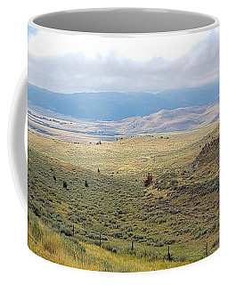 Montana Viewwwww Coffee Mug