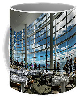 Coffee Mug featuring the photograph The View From 32 by Randy Scherkenbach
