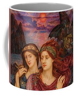The Vision, 1914 Coffee Mug
