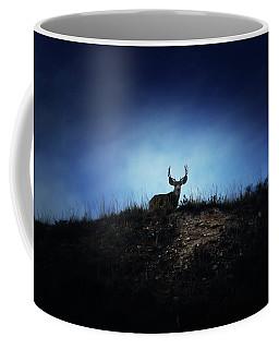 The Visitor  Coffee Mug