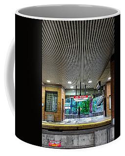 The Waiting Game Coffee Mug