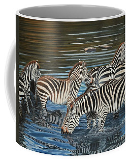 The Watering Hole Coffee Mug