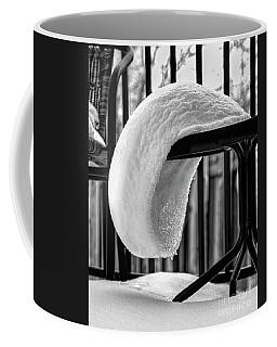 The White Beret Coffee Mug