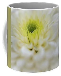 The White Flower Coffee Mug