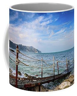 The Winter Sea #2 Coffee Mug