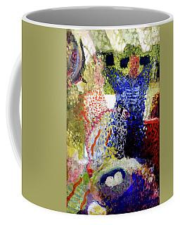The Word Was Made Flesh The Egg And I Coffee Mug