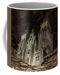 The World At Your Feet Coffee Mug
