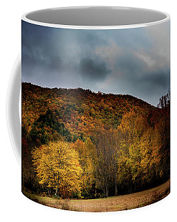 Coffee Mug featuring the photograph The Yellow Tree by Greg Mimbs