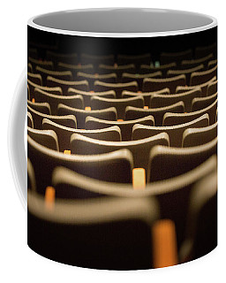Theater Seats Coffee Mug