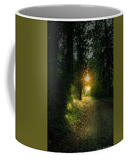 There Is Always A Light Coffee Mug