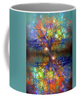 There Is Light Even In These Dark Roots Coffee Mug