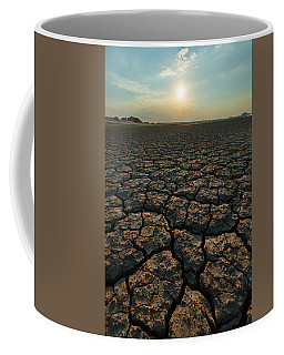 Thirsty Ground Coffee Mug