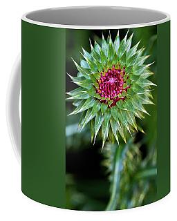Thistle Bloom Coffee Mug