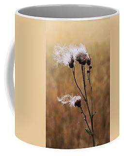 Thistle Down Coffee Mug