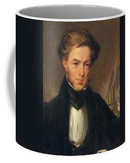 Portrait Of Thomas Ustick Walter, 1835 Coffee Mug