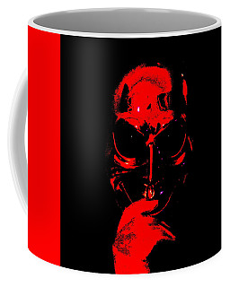 Coffee Mug featuring the photograph Thoughtful by W And F Kreations
